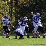 CIAC Football; Nonnewaug 0 vs. Valley Regional - Old Lyme 48 Photo # (209)
