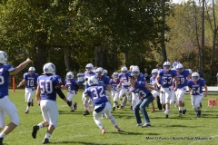 CIAC Football; Nonnewaug 0 vs. Valley Regional - Old Lyme 48 Photo # (21)