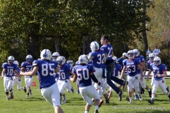 CIAC Football; Nonnewaug 0 vs. Valley Regional - Old Lyme 48 Photo # (22)