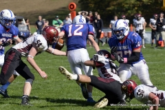 CIAC Football; Nonnewaug 0 vs. Valley Regional - Old Lyme 48 Photo # (228)