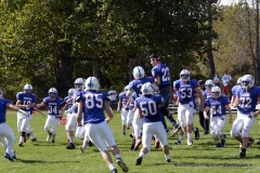 CIAC Football; Nonnewaug 0 vs. Valley Regional - Old Lyme 48 Photo # (23)