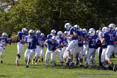 CIAC Football; Nonnewaug 0 vs. Valley Regional - Old Lyme 48 Photo # (25)