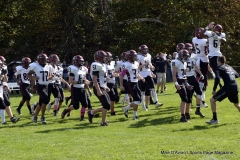 CIAC Football; Nonnewaug 0 vs. Valley Regional - Old Lyme 48 Photo # (26)