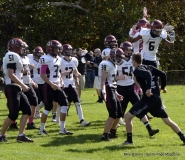 CIAC Football; Nonnewaug 0 vs. Valley Regional - Old Lyme 48 Photo # (27)
