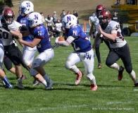 CIAC Football; Nonnewaug 0 vs. Valley Regional - Old Lyme 48 Photo # (271)
