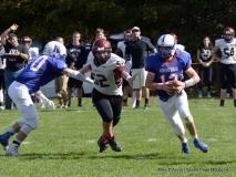 CIAC Football; Nonnewaug 0 vs. Valley Regional - Old Lyme 48 Photo # (275)