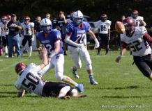 CIAC Football; Nonnewaug 0 vs. Valley Regional - Old Lyme 48 Photo # (277)