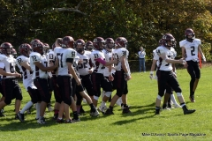 CIAC Football; Nonnewaug 0 vs. Valley Regional - Old Lyme 48 Photo # (28)