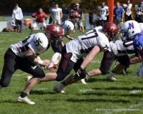CIAC Football; Nonnewaug 0 vs. Valley Regional - Old Lyme 48 Photo # (282)