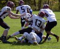 CIAC Football; Nonnewaug 0 vs. Valley Regional - Old Lyme 48 Photo # (292)
