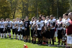 CIAC Football; Nonnewaug 0 vs. Valley Regional - Old Lyme 48 Photo # (31)