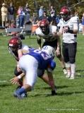 CIAC Football; Nonnewaug 0 vs. Valley Regional - Old Lyme 48 Photo # (342)