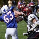 CIAC Football; Nonnewaug 0 vs. Valley Regional - Old Lyme 48 Photo # (344)