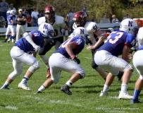 CIAC Football; Nonnewaug 0 vs. Valley Regional - Old Lyme 48 Photo # (372)