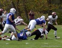 CIAC Football; Nonnewaug 0 vs. Valley Regional - Old Lyme 48 Photo # (415)