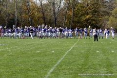 CIAC Football; Nonnewaug 0 vs. Valley Regional - Old Lyme 48 Photo # (42)