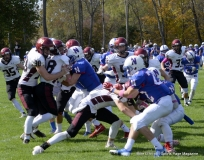CIAC Football; Nonnewaug 0 vs. Valley Regional - Old Lyme 48 Photo # (44)