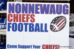CIAC Football; Nonnewaug 0 vs. Valley Regional - Old Lyme 48 Photo # (458)