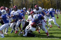 CIAC Football; Nonnewaug 0 vs. Valley Regional - Old Lyme 48 Photo # (46)