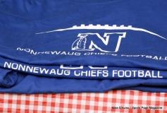 CIAC Football; Nonnewaug 0 vs. Valley Regional - Old Lyme 48 Photo # (460)