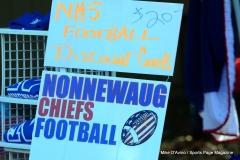 CIAC Football; Nonnewaug 0 vs. Valley Regional - Old Lyme 48 Photo # (474)