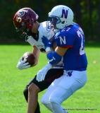 CIAC Football; Nonnewaug 0 vs. Valley Regional - Old Lyme 48 Photo # (509)