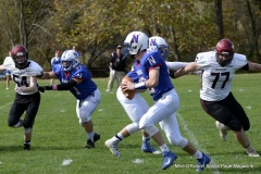 CIAC Football; Nonnewaug 0 vs. Valley Regional - Old Lyme 48 Photo # (54)