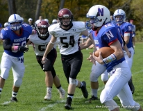 CIAC Football; Nonnewaug 0 vs. Valley Regional - Old Lyme 48 Photo # (55)