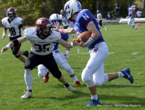 CIAC Football; Nonnewaug 0 vs. Valley Regional - Old Lyme 48 Photo # (56)