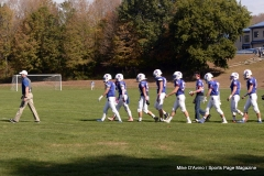 CIAC Football; Nonnewaug 0 vs. Valley Regional - Old Lyme 48 Photo # (6)