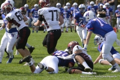 CIAC Football; Nonnewaug 0 vs. Valley Regional - Old Lyme 48 Photo # (62)