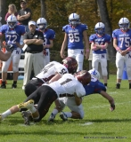 CIAC Football; Nonnewaug 0 vs. Valley Regional - Old Lyme 48 Photo # (65)