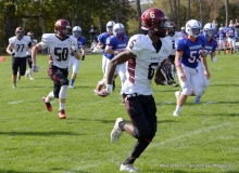 CIAC Football; Nonnewaug 0 vs. Valley Regional - Old Lyme 48 Photo # (69)