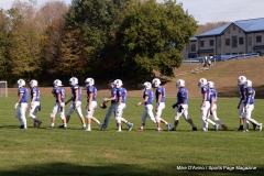 CIAC Football; Nonnewaug 0 vs. Valley Regional - Old Lyme 48 Photo # (7)