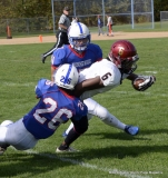 CIAC Football; Nonnewaug 0 vs. Valley Regional - Old Lyme 48 Photo # (71)