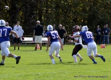 CIAC Football; Nonnewaug 0 vs. Valley Regional - Old Lyme 48 Photo # (77)