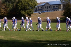 CIAC Football; Nonnewaug 0 vs. Valley Regional - Old Lyme 48 Photo # (8)