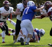 CIAC Football; Nonnewaug 0 vs. Valley Regional - Old Lyme 48 Photo # (82)