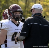 CIAC Football; Nonnewaug 0 vs. Valley Regional - Old Lyme 48 Photo # (83)