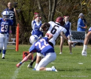 CIAC Football; Nonnewaug 0 vs. Valley Regional - Old Lyme 48 Photo # (88)