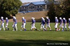 CIAC Football; Nonnewaug 0 vs. Valley Regional - Old Lyme 48 Photo # (9)