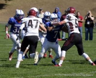 CIAC Football; Nonnewaug 0 vs. Valley Regional - Old Lyme 48 Photo # (97)