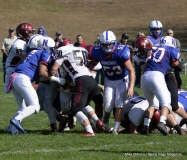 CIAC Football; Nonnewaug 0 vs. Valley Regional - Old Lyme 48 Photo # (98)