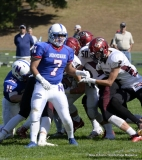 CIAC Football; Nonnewaug 0 vs. Valley Regional - Old Lyme 48 Photo # (99)