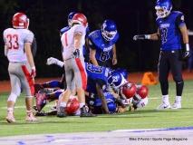 Gallery Tribute Wolcott High Football - #8 Justin Pawlak - Photo # (20)