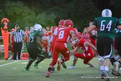 Gallery Tribute Wolcott High Football - #8 Justin Pawlak - Photo # (65)