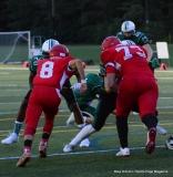 Gallery Tribute Wolcott High Football - #8 Justin Pawlak - Photo # (69)