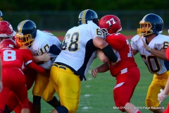 Gallery Tribute Wolcott High Football - #8 Justin Pawlak - Photo # (77)