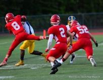 Gallery Tribute Wolcott High Football - #8 Justin Pawlak - Photo # (79)