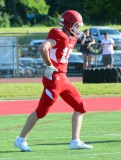 CIAC Football; Wolcott Red vs. White Spring Game - Photo # (142)